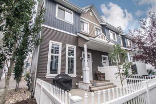 Photo 2: 15 4050 SAVARYN Drive in Edmonton: Zone 53 Townhouse for sale : MLS®# E4255249