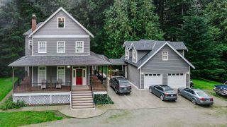 Photo 1: 11179 286 Street in Maple Ridge: Whonnock House for sale : MLS®# R2510501