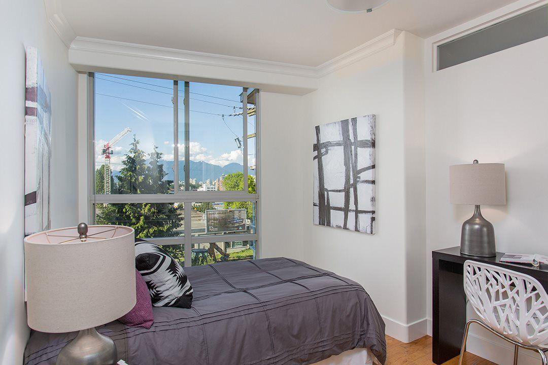 "Photo 10: Photos: 401 1818 W 6TH Avenue in Vancouver: Kitsilano Condo for sale in ""Carnegie"" (Vancouver West)  : MLS®# R2067621"