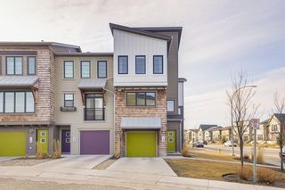 Photo 2: 102 WALDEN Circle SE in Calgary: Walden Row/Townhouse for sale : MLS®# C4236835