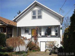 Photo 2: 1736 Bay Street in VICTORIA: Vi Fernwood Single Family Detached for sale (Victoria)  : MLS®# 295649