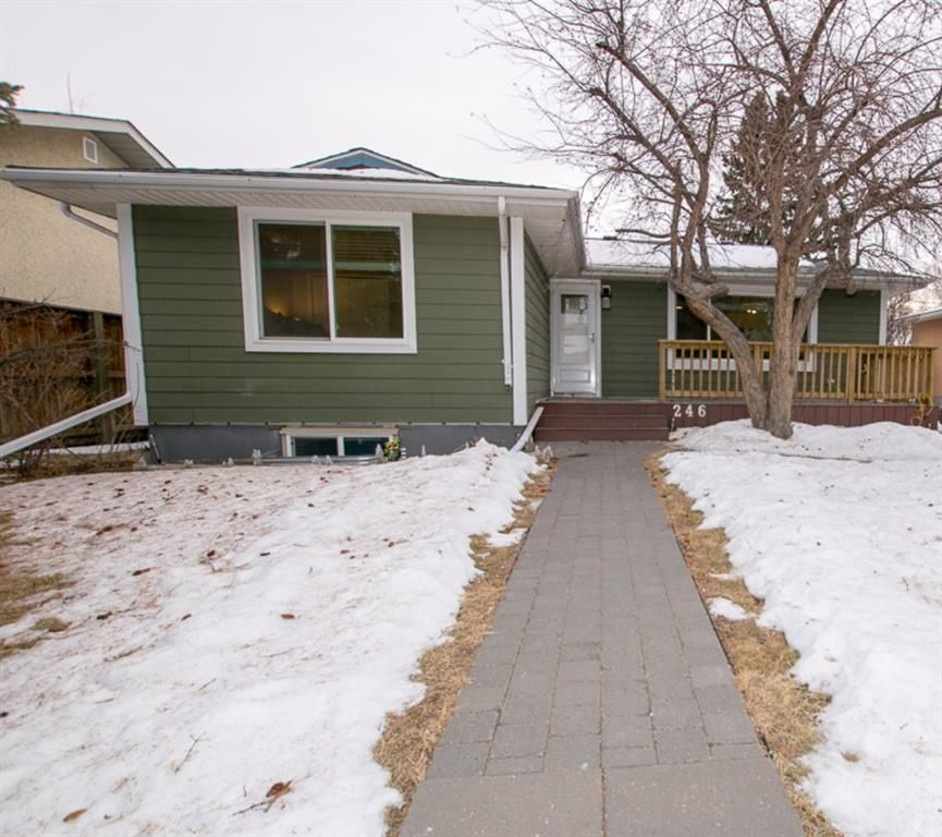 Main Photo: 246 Allan Crescent SE in Calgary: Acadia Detached for sale : MLS®# A1062297