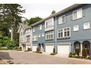 "Photo 1: 42 5858 142 Street in Surrey: Sullivan Station Townhouse for sale in ""BROOKLYN VILLAGE"" : MLS®# R2472025"