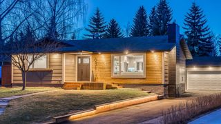 Photo 1: 631 Cantrell Place SW in Calgary: Canyon Meadows Detached for sale : MLS®# A1091389