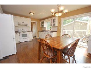 Photo 7: 136 Harrowby Avenue in WINNIPEG: St Vital Residential for sale (South East Winnipeg)  : MLS®# 1518220