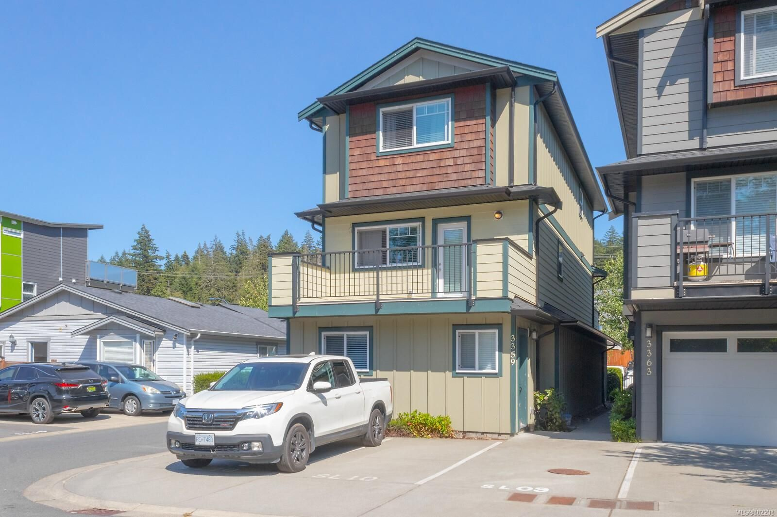 Main Photo: 3359 Radiant Way in : La Happy Valley House for sale (Langford)  : MLS®# 882238