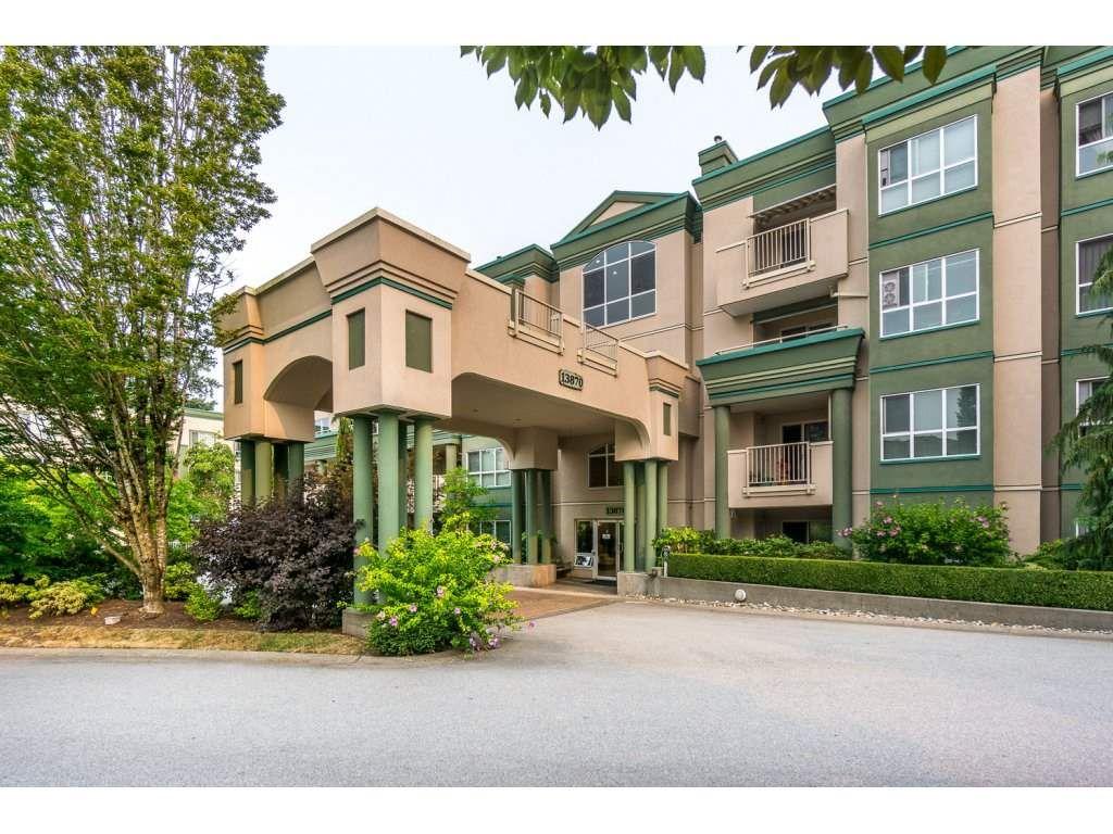 Main Photo: 107 13870 70 Avenue in Surrey: East Newton Condo for sale : MLS®# R2194946
