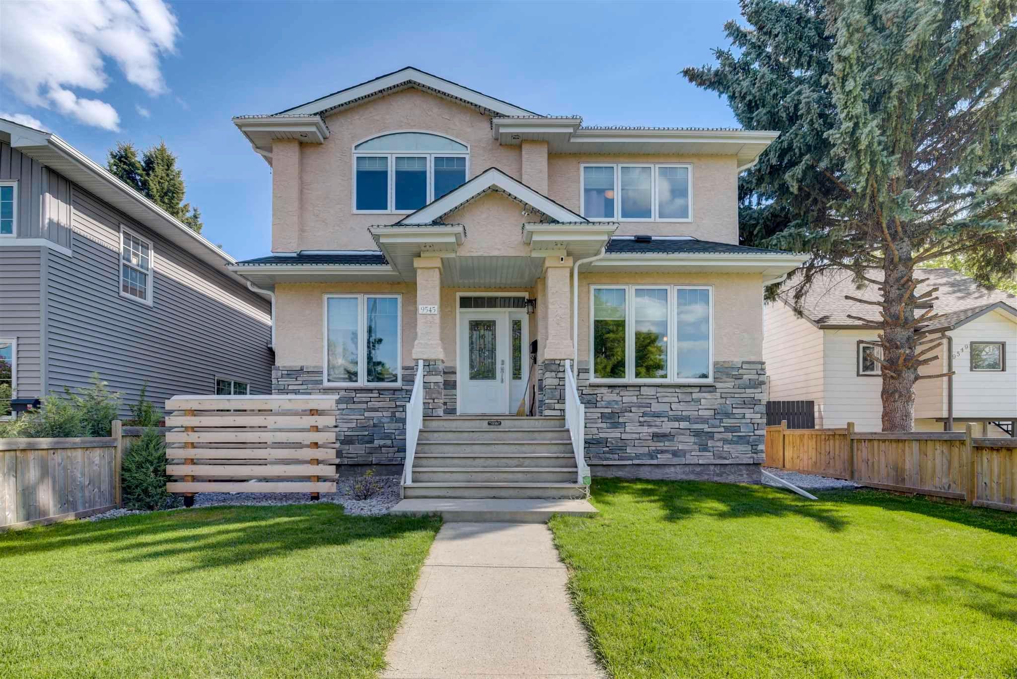 Main Photo: 9545 74 Avenue in Edmonton: Zone 17 House for sale : MLS®# E4246998