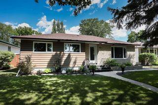 Photo 1: 528 Queenston Street in Winnipeg: River Heights Residential for sale (1D)  : MLS®# 202117905