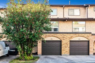 Main Photo: 25 1011 Canterbury Drive SW in Calgary: Canyon Meadows Row/Townhouse for sale : MLS®# A1149720