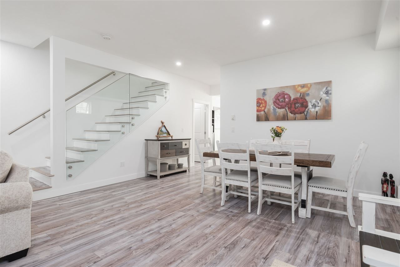 """Main Photo: 1432 MARGUERITE Street in Coquitlam: Burke Mountain Townhouse for sale in """"BELMONT EAST"""" : MLS®# R2520639"""