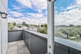 """Photo 18: 180 W 63RD Avenue in Vancouver: Marpole Townhouse for sale in """"CHURCHILL"""" (Vancouver West)  : MLS®# R2536694"""