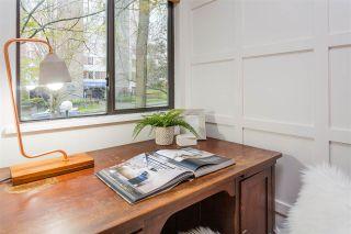 """Photo 13: 215 1422 E 3RD Avenue in Vancouver: Grandview Woodland Condo for sale in """"LA CONTESSA"""" (Vancouver East)  : MLS®# R2565163"""