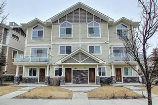Photo 1: 116 SKYVIEW RANCH Road NE in Calgary: Skyview Ranch Row/Townhouse for sale : MLS®# A1078168
