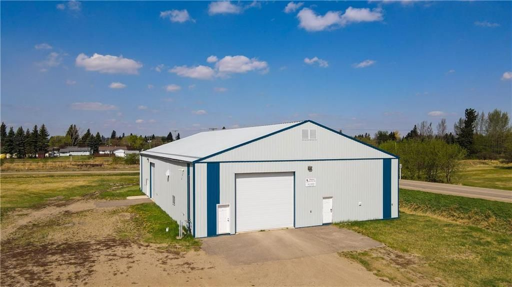 Main Photo: 255 Anson Street in Carberry: Industrial / Commercial / Investment for sale (R36 - Beautiful Plains)  : MLS®# 202113208