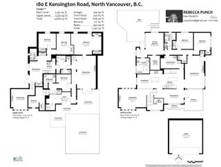 Photo 40: 180 E KENSINGTON Road in North Vancouver: Upper Lonsdale House for sale : MLS®# R2624954