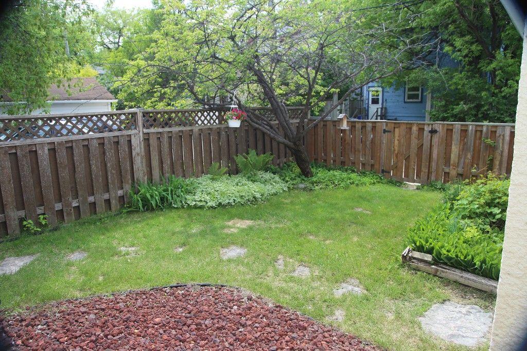 Photo 30: Photos: 228 Lenore Street in Winnipeg: Wolseley Single Family Detached for sale (West Winnipeg)  : MLS®# 1413025
