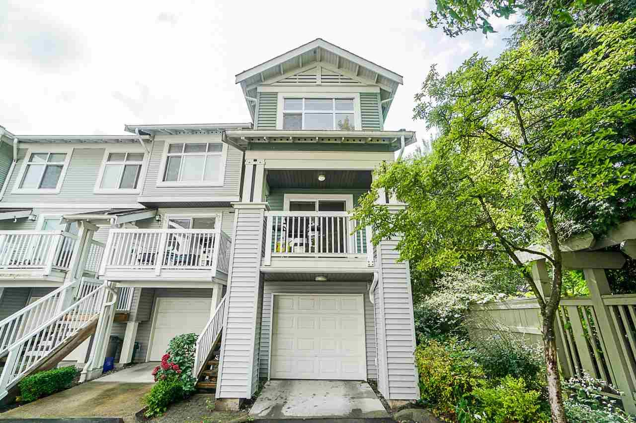 """Main Photo: 166 20033 70 Avenue in Langley: Willoughby Heights Townhouse for sale in """"Denim"""" : MLS®# R2406735"""