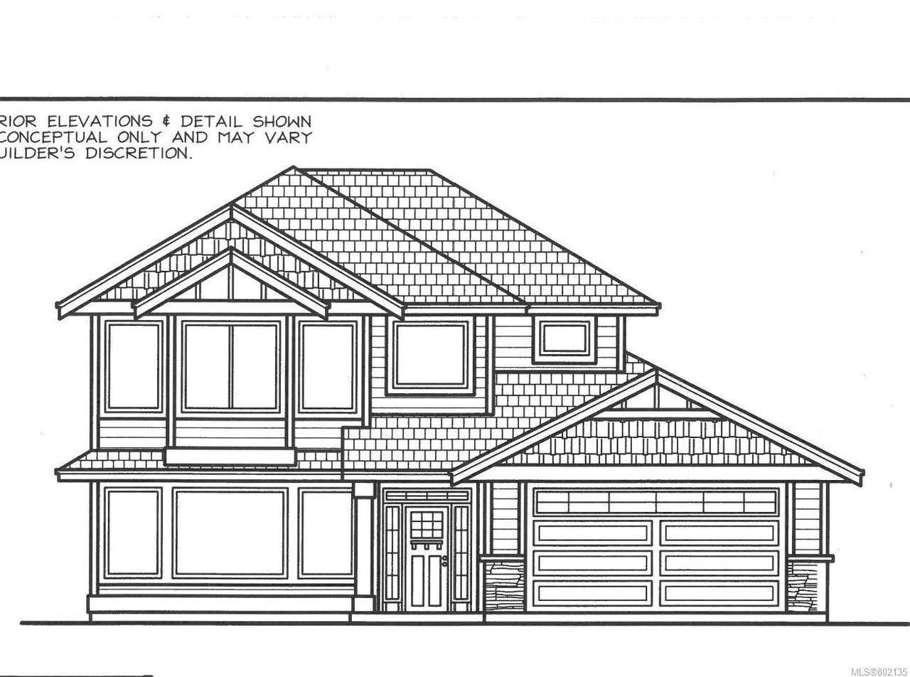 Main Photo: 4226 CHANCELLOR Crescent in COURTENAY: CV Courtenay City House for sale (Comox Valley)  : MLS®# 802135