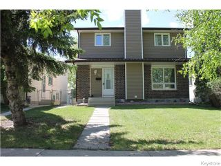 Photo 1: 479 Lindsay Street in Winnipeg: River Heights / Tuxedo / Linden Woods Residential for sale (South Winnipeg)  : MLS®# 1613479