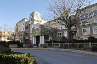 """Photo 1: 212 2970 PRINCESS Crescent in Coquitlam: Canyon Springs Condo for sale in """"THE MONTCLAIRE"""" : MLS®# R2135422"""