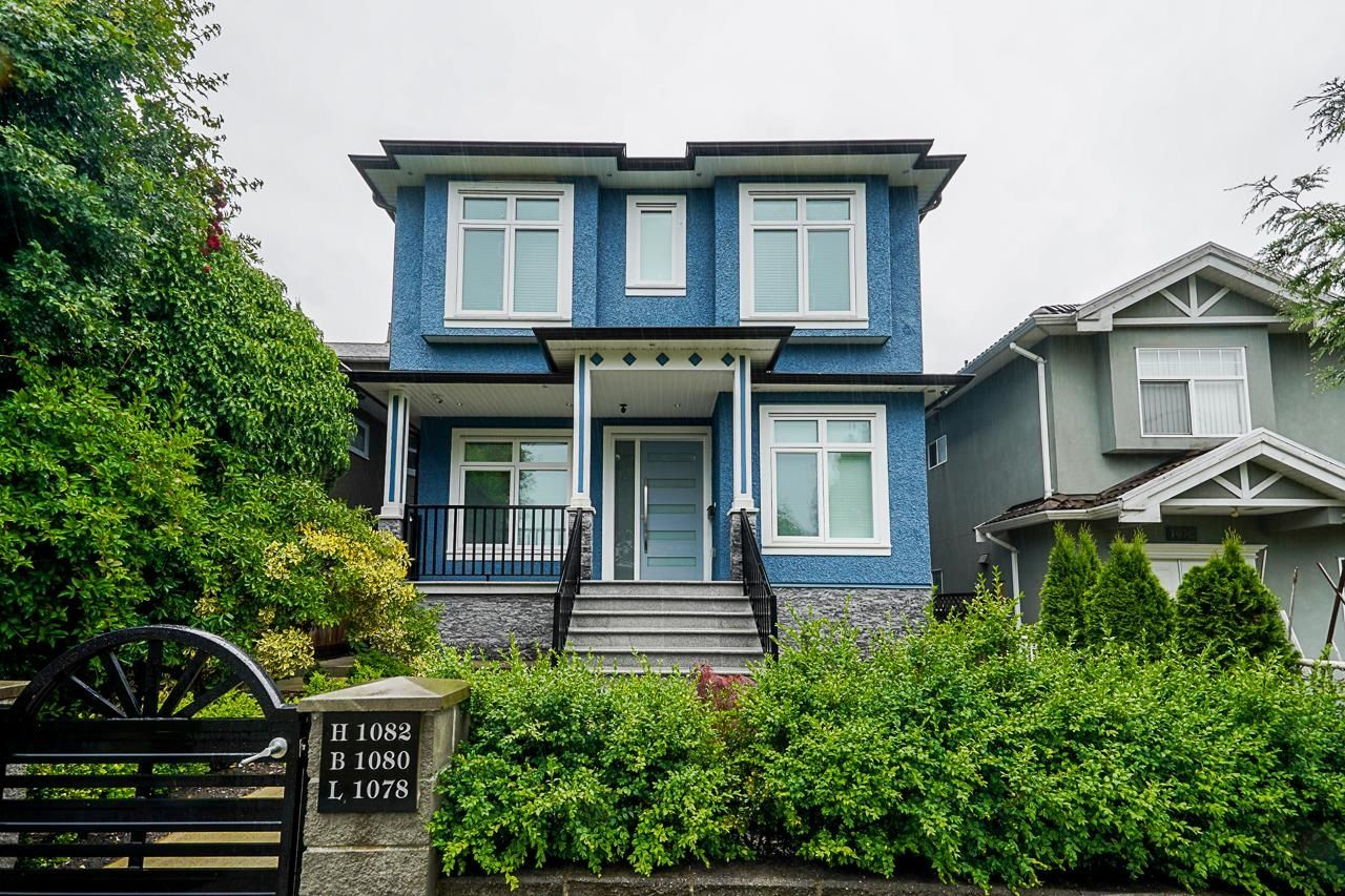 Main Photo: 1082 E 49TH Avenue in Vancouver: South Vancouver House for sale (Vancouver East)  : MLS®# R2614202