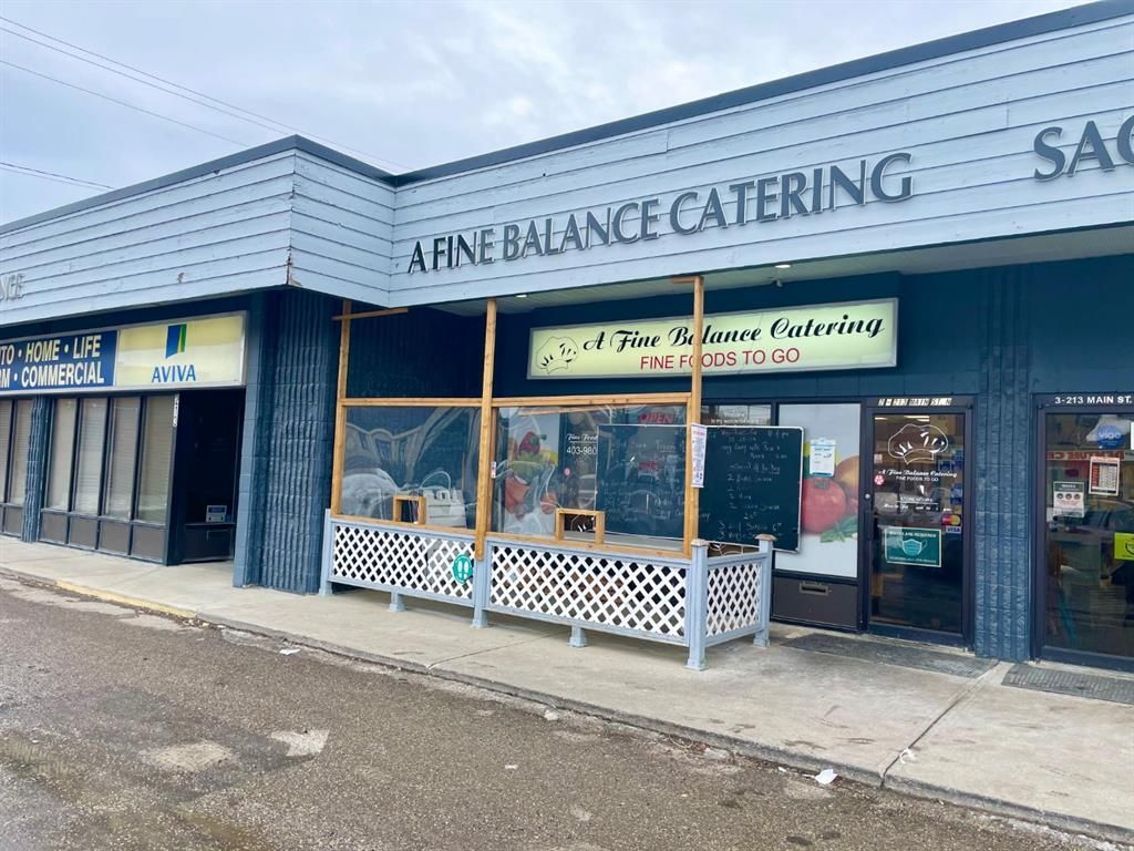 Main Photo: 213 MAIN Street N: Airdrie Business for sale : MLS®# A1134491