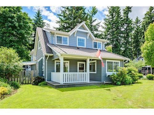 Main Photo: 1257 Mason Avenue: Comox House for sale (Islands-Van. & Gulf)  : MLS®# 878504
