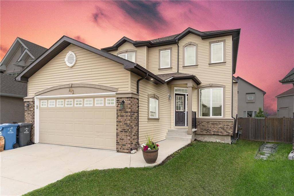 Main Photo: 202 Moonbeam Way in Winnipeg: Sage Creek Residential for sale (2K)  : MLS®# 202114839