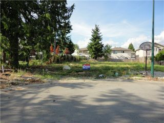 Photo 2: 3135 BOWEN Drive in Coquitlam: New Horizons Land for sale : MLS®# V1041197