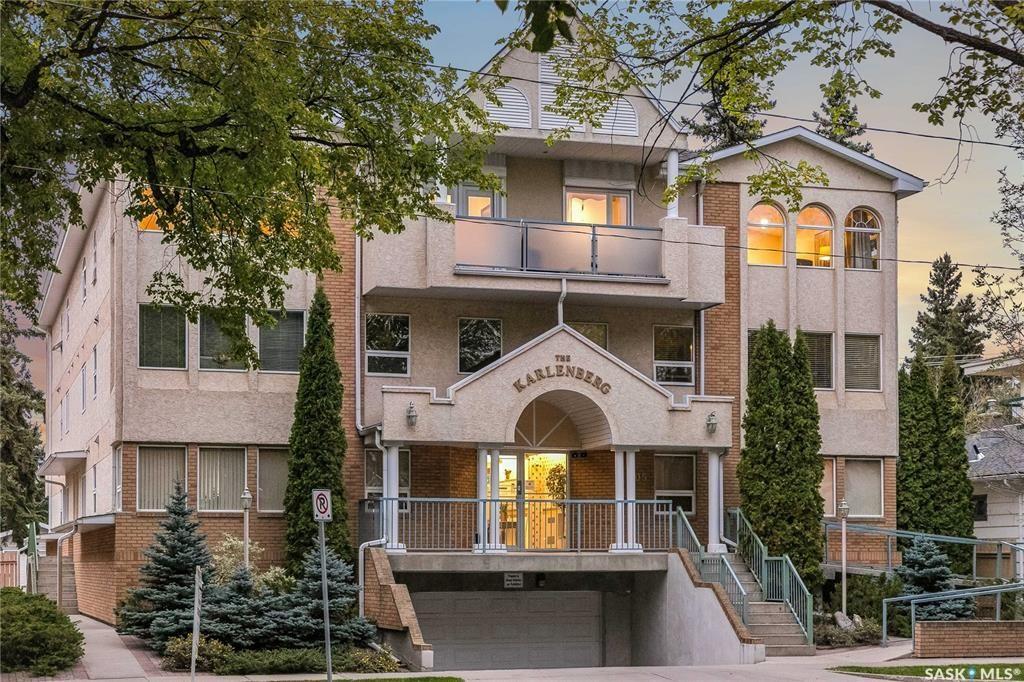 Main Photo: 301 505 Main Street in Saskatoon: Nutana Residential for sale : MLS®# SK870337