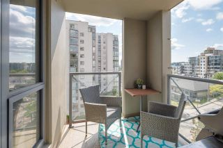 "Photo 9: 703 850 ROYAL Avenue in New Westminster: Downtown NW Condo for sale in ""The Royalton"" : MLS®# R2541253"