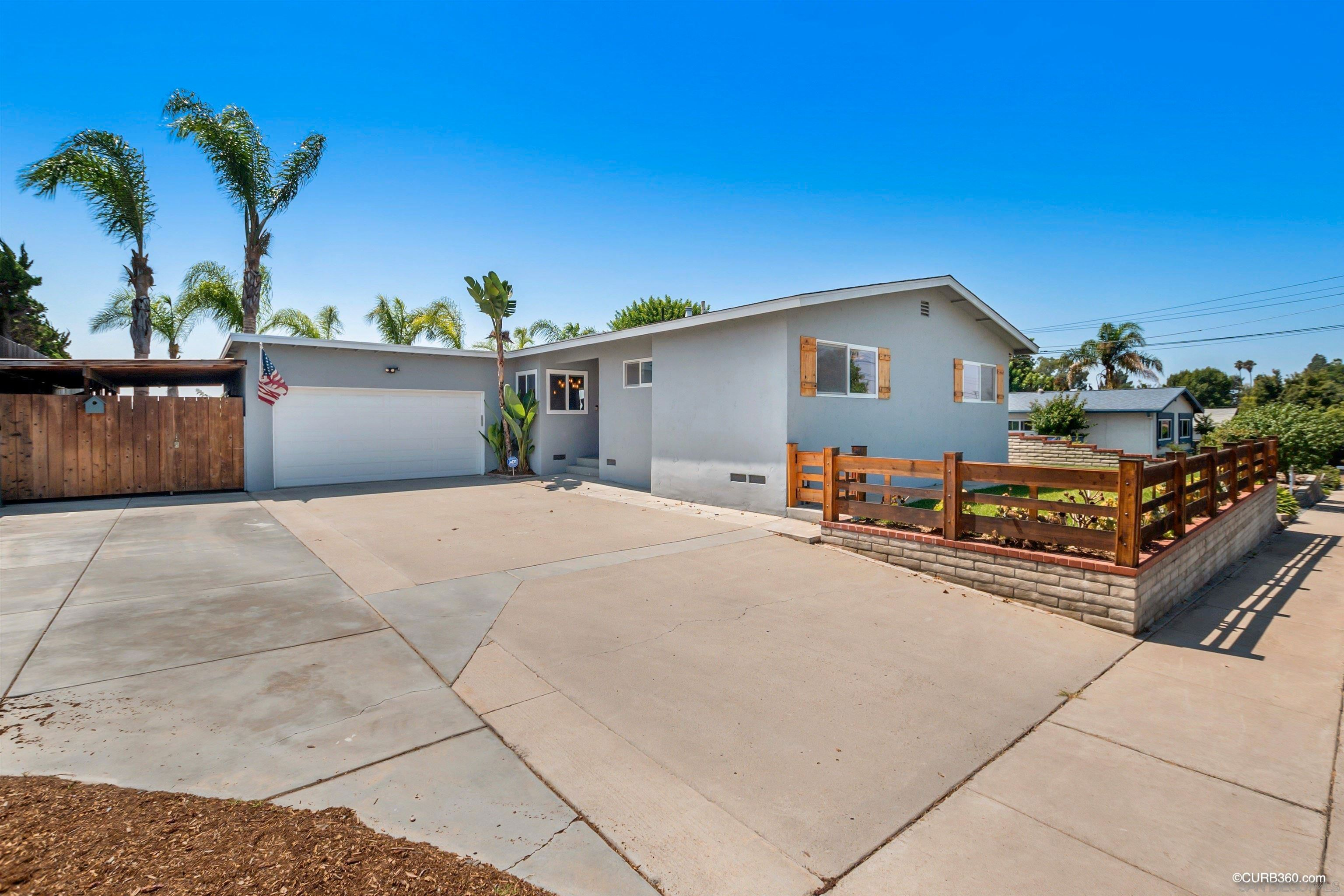 Main Photo: LA MESA House for sale : 3 bedrooms : 7975 Rainey St