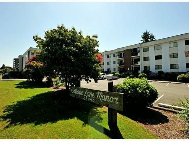 """Main Photo: # 209 33490 COTTAGE LN in Abbotsford: Central Abbotsford Condo for sale in """"Cottage Lane"""""""