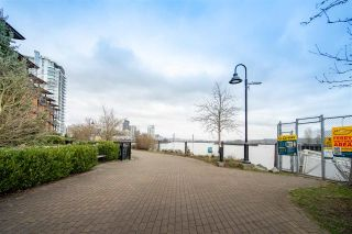 Photo 25: 201 220 SALTER Street in New Westminster: Queensborough Condo for sale : MLS®# R2557447