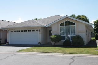 """Photo 2: 8 9921 QUARRY Road in Chilliwack: Chilliwack N Yale-Well House for sale in """"BRAESIDE ESTATES"""" : MLS®# R2593885"""