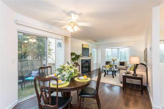 "Photo 7: 217 1215 LANSDOWNE Drive in Coquitlam: Upper Eagle Ridge Townhouse for sale in ""SUNRIDGE ESTATES"" : MLS®# R2430602"