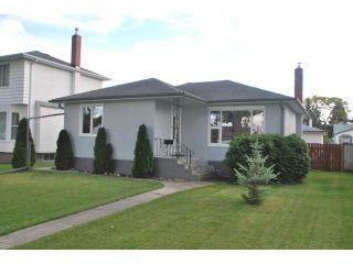 Photo 1: 428 ENNISKILLEN Avenue in WINNIPEG: West Kildonan / Garden City Residential for sale (North West Winnipeg)  : MLS®# 1019227