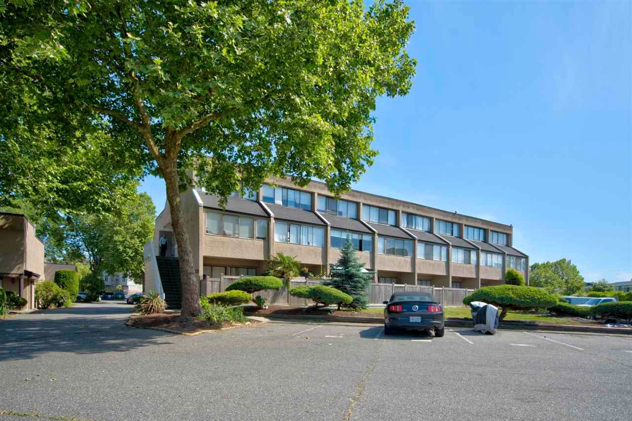 """Main Photo: 24 17700 60 Avenue in Surrey: Cloverdale BC Townhouse for sale in """"Clover Park Garden"""" (Cloverdale)  : MLS®# R2589481"""