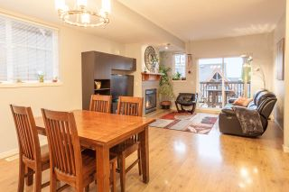"Photo 4: 159 2000 PANORAMA Drive in Port Moody: Heritage Woods PM Townhouse for sale in ""MOUNTAIN EDGE"" : MLS®# R2222526"