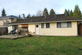 Photo 4: 668 CYPRESS Street in Coquitlam: Central Coquitlam House for sale : MLS®# R2156988