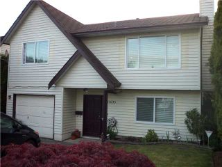 Photo 1: 11635 WARESLEY Street in Maple Ridge: Southwest Maple Ridge House for sale : MLS®# V1004514