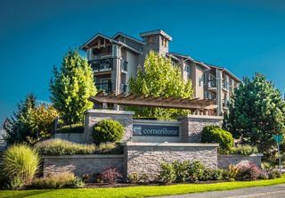 "Photo 1: 207 5655 210A Street in Langley: Salmon River Condo for sale in ""CORNERSTONE NORTH"" : MLS®# R2506248"