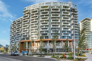 """Photo 1: 509 1768 COOK Street in Vancouver: False Creek Condo for sale in """"Avenue One"""" (Vancouver West)  : MLS®# R2625524"""