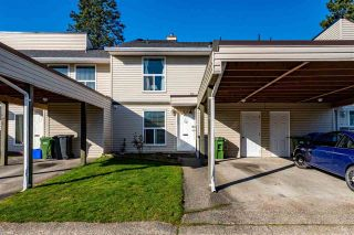 Photo 1: 206 32550 MACLURE Road in Abbotsford: Abbotsford West Townhouse for sale : MLS®# R2576729