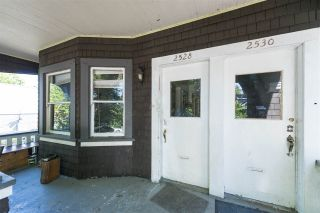 Photo 3: 2528 MACKENZIE Street in Vancouver: Kitsilano House for sale (Vancouver West)  : MLS®# R2082726