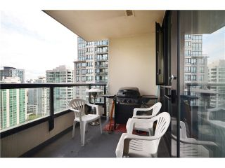 """Photo 11: 2305 928 HOMER Street in Vancouver: Yaletown Condo for sale in """"YALETOWN PARK 1"""" (Vancouver West)  : MLS®# V1023790"""
