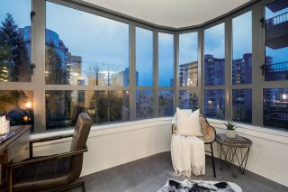 """Photo 17: 801 1265 BARCLAY Street in Vancouver: West End VW Condo for sale in """"The Dorchester"""" (Vancouver West)  : MLS®# R2518947"""