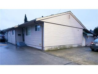 """Photo 1: 7677 KINGSWAY Avenue in Burnaby: Edmonds BE Townhouse for sale in """"Strata NW 25"""" (Burnaby East)  : MLS®# V1099901"""