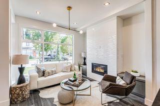 Photo 1: 1103 4 Street NE in Calgary: Renfrew Row/Townhouse for sale : MLS®# A1145129